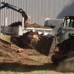 Excavator Tipper Terex